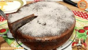 Torta de Banana e Canela Mais Úmida e Mais Gostosa do Mundo