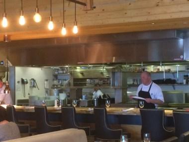 Open Displayed Kitchen