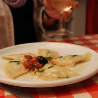 The True Story of my Shrimp Ricotta Ravioli