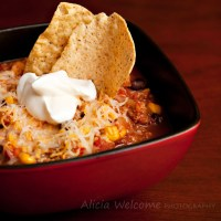 Crock Pot Kid-Friendly Turkey Chili