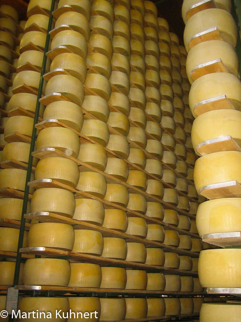 culinary tour italy, parmigiano cheese