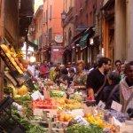 market tour Bologna