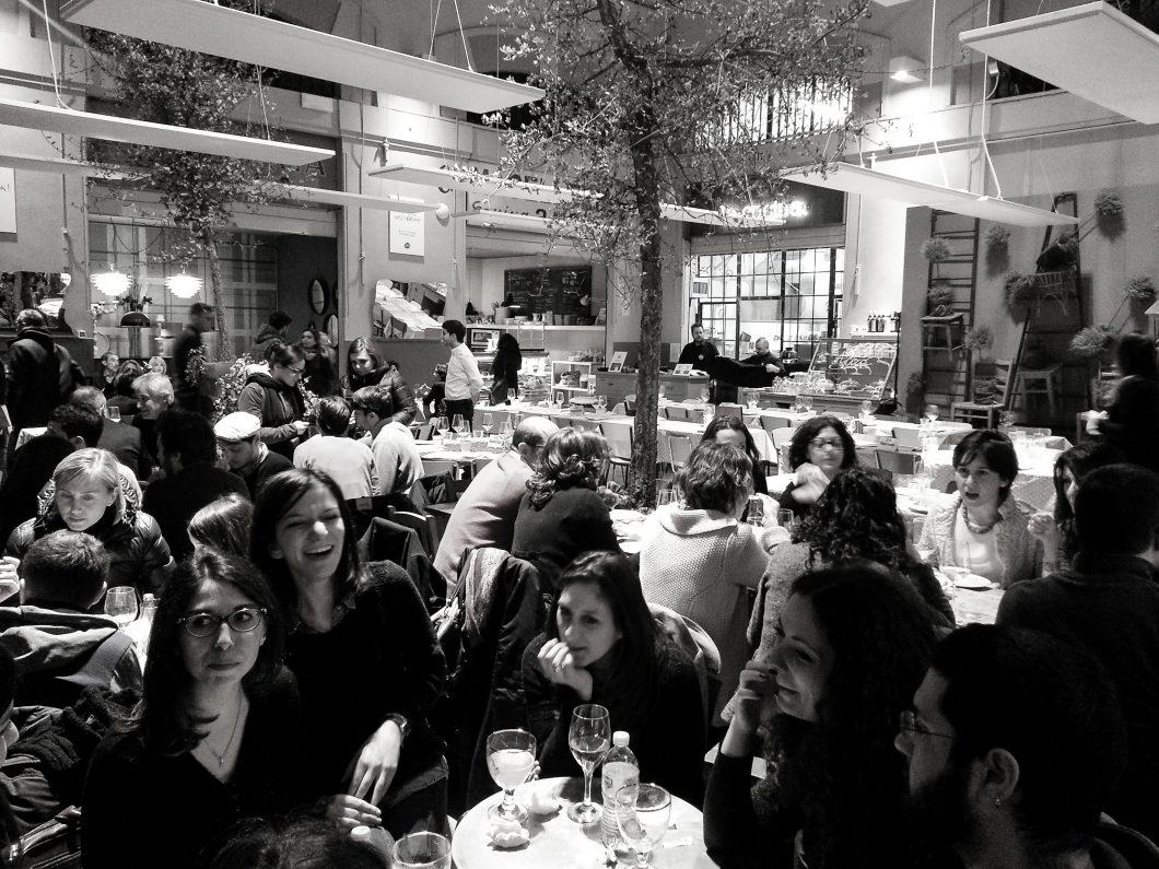 culinary tour italy, mercato del erbe bologna
