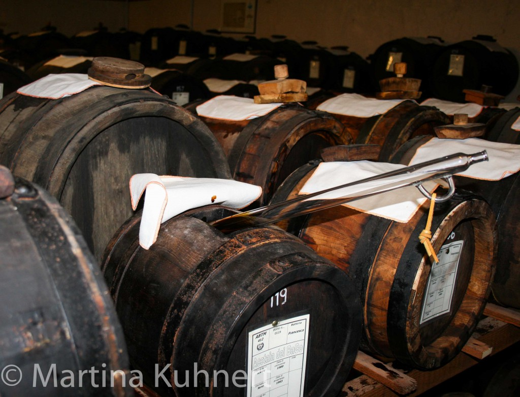 Balsamic vinegar – probably the only medicine invented by