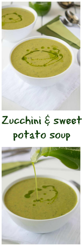 Zucchini and sweet potato soup-long pin copy