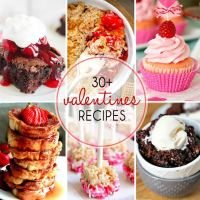 30+ Valentine's Day recipes
