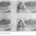 1939 Food stamps