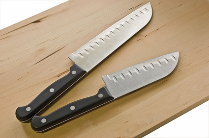 Japanese Santoku Chef Knives