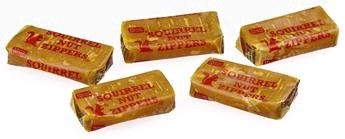 Squirrel Nut Zippers candies