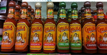 cholula hot sauce products