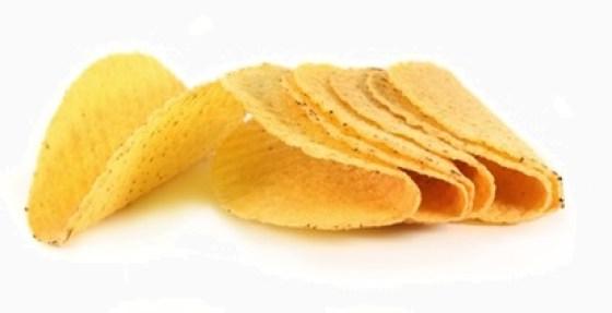 crunchy taco shells