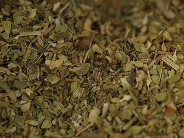 dried oregano closeup