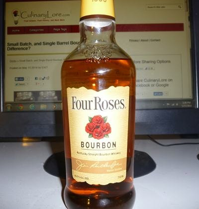 Four Roses Yellow whiskey