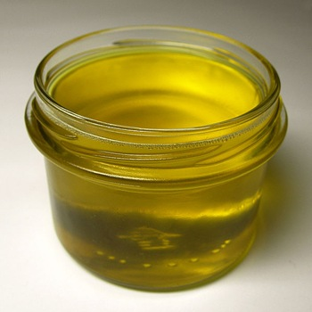 freshly made clarified butter