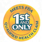 Gerber Gold seal qualified FDA health claim
