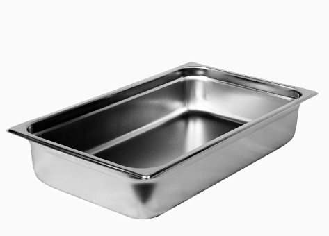 stainless steel steamtable pan