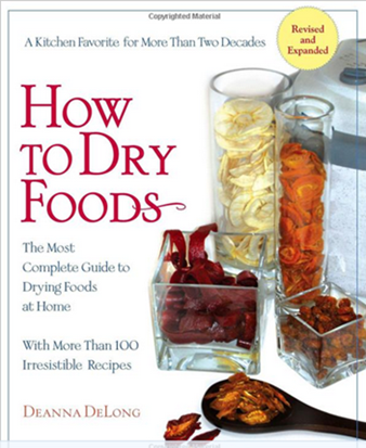 How To Dry Foods book cover