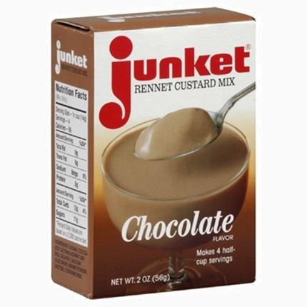 Junket Rennet Custard Mix