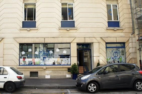 Le Cordon Bleu Cooking School in Paris