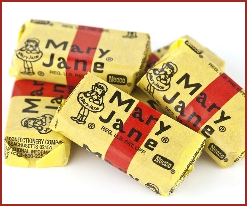 Mary Janes Candies