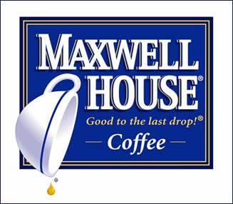 older Maxwell House coffee logo