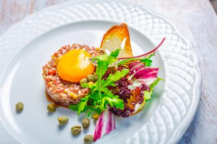 steak tartar dish, image © fotofabrika