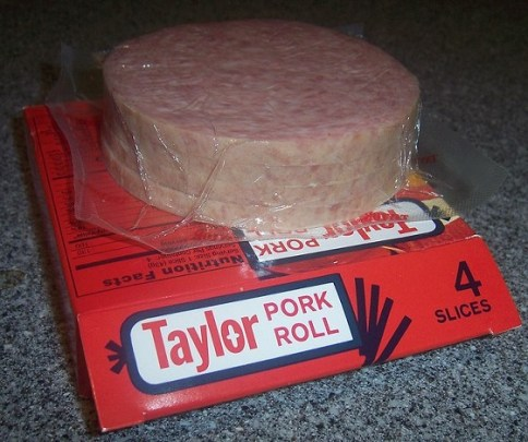 Taylor Pork Roll package