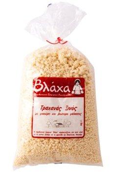 bag of Greek trahana