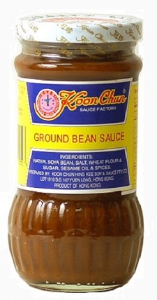 Koon Chun Ground Bean, Chinese Yellow Bean sauce