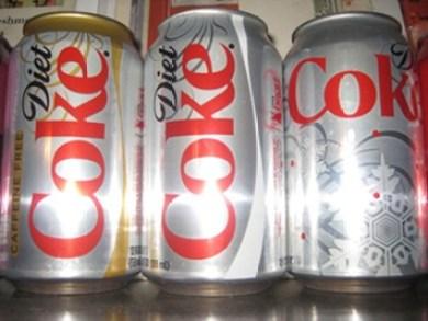 Diet Coke with Aspartame
