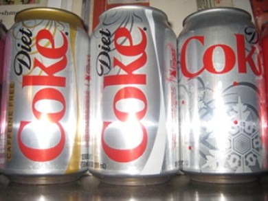 Diet Coke with Aspartame