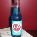 Jic Jac Blue Raspberry soda