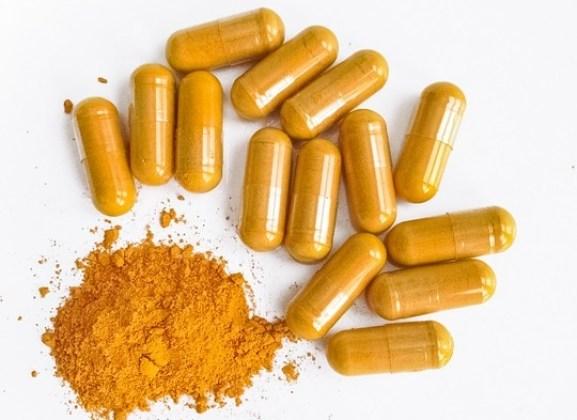 homemade tumeric capsules for heartburn