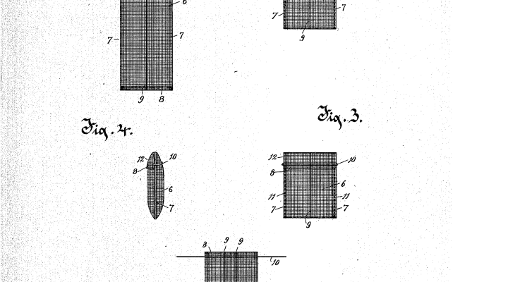 Tea bag patent image