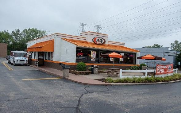 A&W Restaurant 2020
