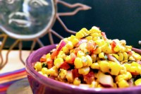 Florida Sweet Corn Salad