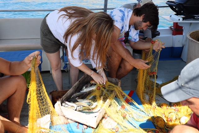 Aegean fishing trip 2