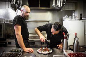 chef de cuisine, gastronomie, cuisine saine