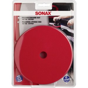 SONAX-Polishing-Sponge-red165-DA-CutPad