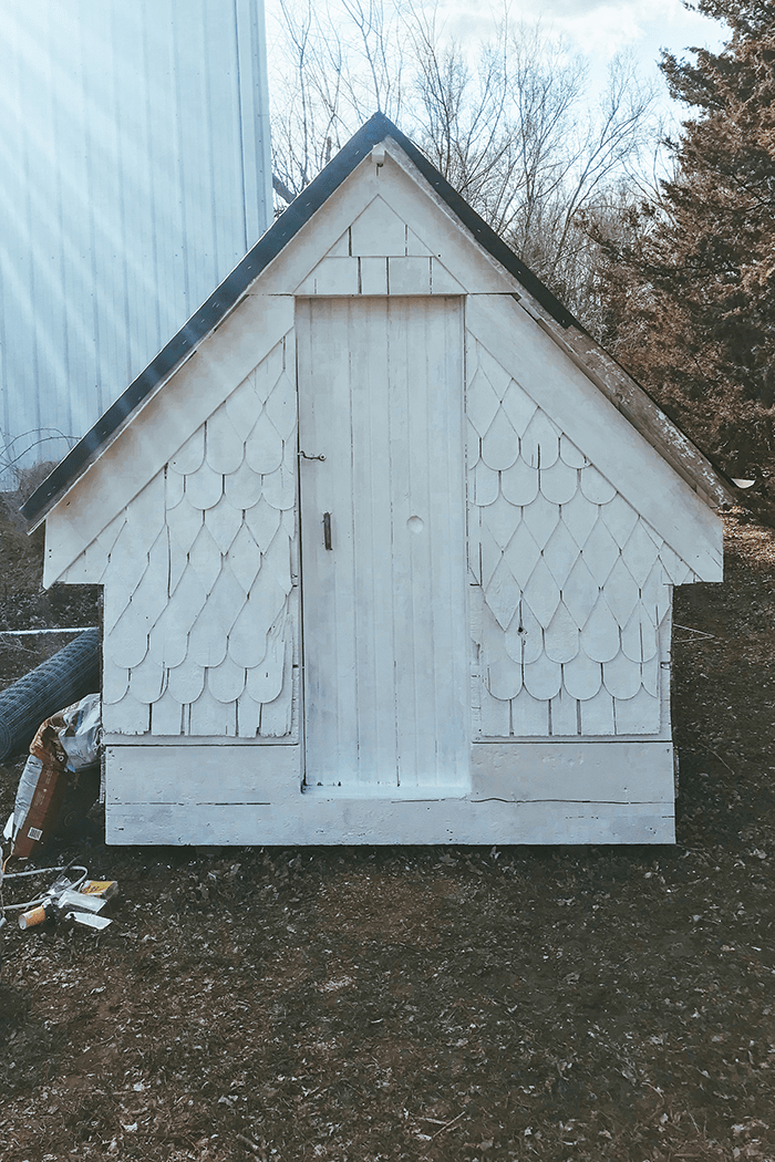 Doing More With Your Hands: Backyard Chicken Coop