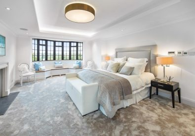 Home Staging a luxury home for Knight Frank