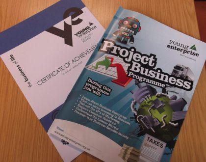 GCSE Project Business