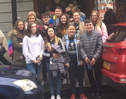 Music trip to Ulster Orchestra