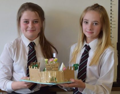 Year 8 Castles