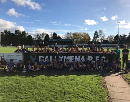Year 8 Rugby Blitz