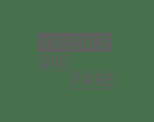 Violence_QFairelogo