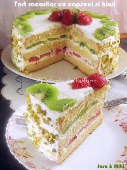 Tort-racoritor-cu-capsuni-si-kiwi1