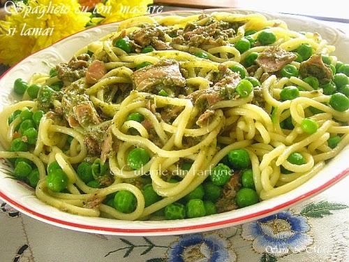 Spaghete-cu-ton-mazare-si-lamaie3-1