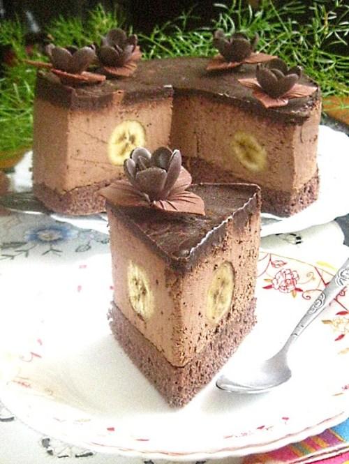 Tort-de-ciocolata-cu-banane-5