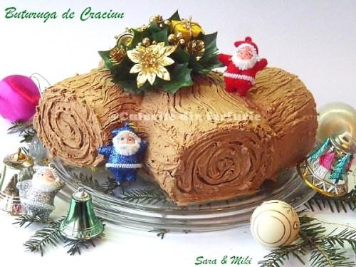 Tort Buturura de Craciun 4